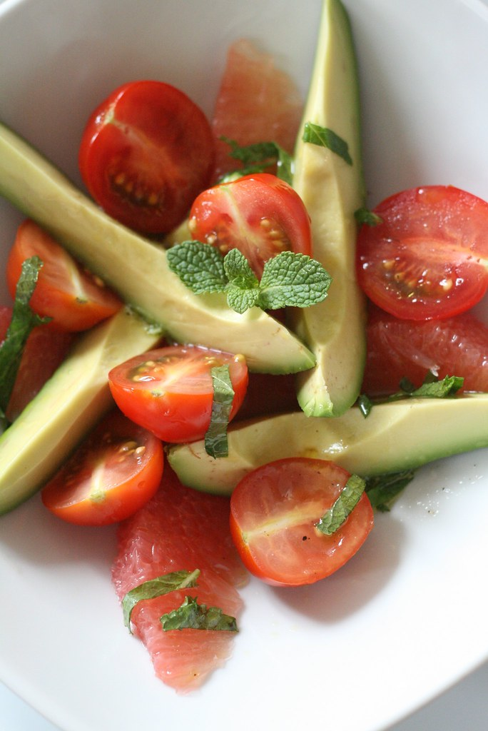 Salade aux agrumes I