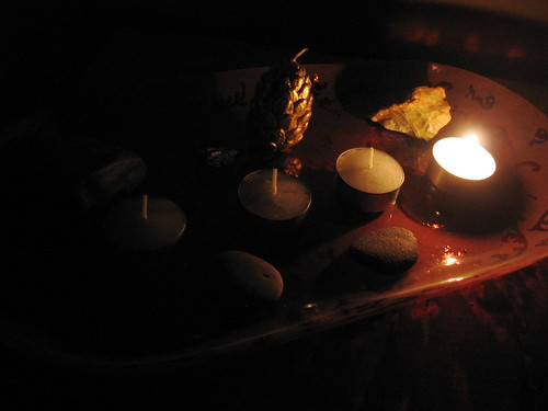 first light of Advent, 2008