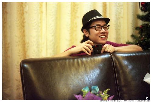 Kah Giap & Ying Tze's engagement