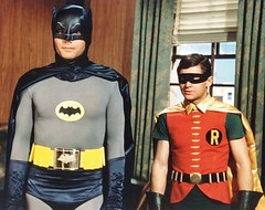 Classic Batman and Robin (skookums 1) Tags: classic robin comic hollywood superhero batman series adamwest burtward skookums