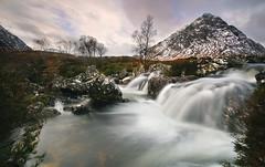 Etive Mor & River Coupall (verdantvista.com) Tags: longexposure landscape scotland waterfall nikon dri d90 sigma1020 etivemor rivercoupall dalness