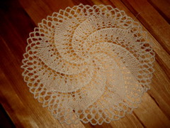 doily after