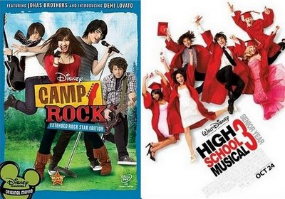 high school musical - Camp Rock