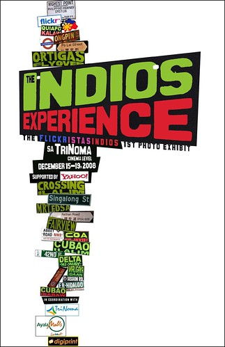 The Indios' Experience: The Flickristasindios 1st Photo Exhibit
