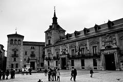 Plaza de la Villa by Justin Korn