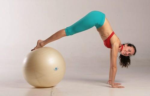 Pilates melhora a coordenação, força e equilíbrio