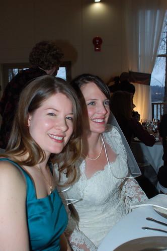 Christina and Lisa
