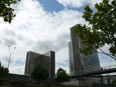 bibliothque Francois Mitterand (alainalele) Tags: internet creative commons bienvenue 13 arrondissement licence presse bloggeur paternit
