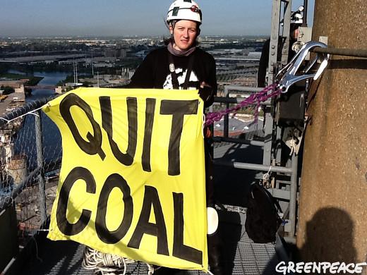 Quit Coal Chicago