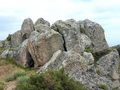 Montée au sommet du Castellacciu par la face Sud : le sommet