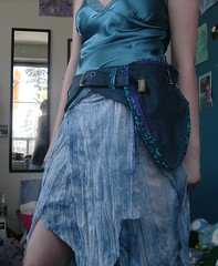 Pocket belt (and fairy skirt)