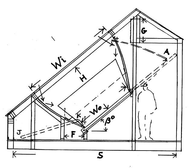 BI-ET&R section drawing