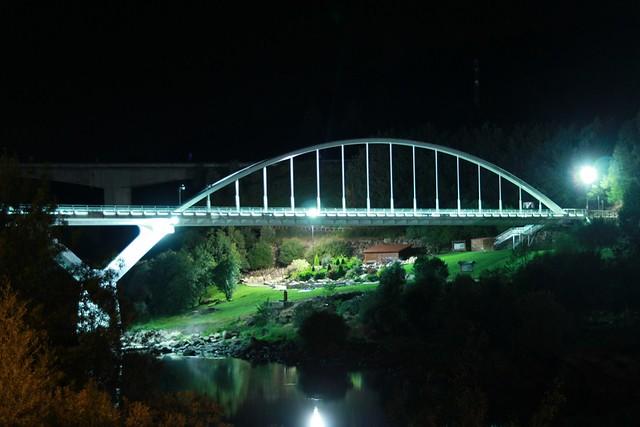 As termas de Ourense