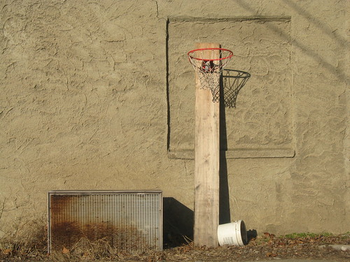 rustic basketball revisited..