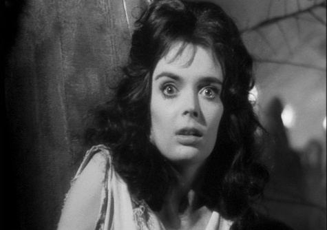 Image of the great Barbara Steele