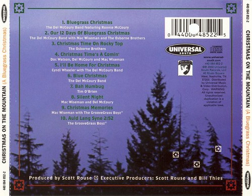Christmas On The Mountain (A Bluegrass Christmas) (2002)