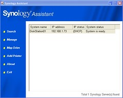 Synology assistent (by PiAir (Old Skool))