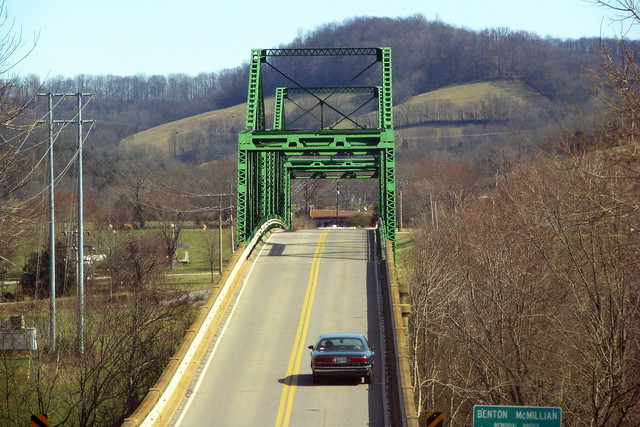 Benton McMillan Bridge