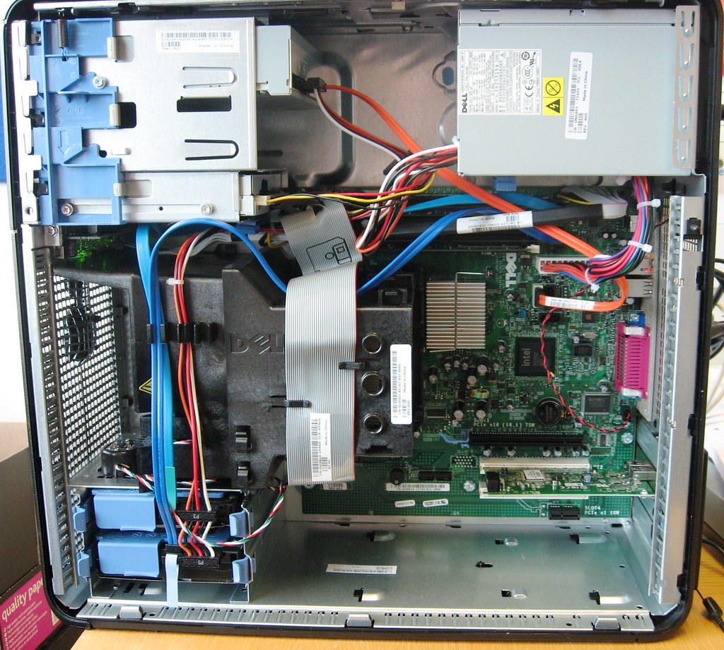 The Worlds Best Photos Of Dell And Motherboard Flickr Hive Mind Gx620 Computer With Myself Electronic Projects Circuits Inside An Optiplex 755mt Chrisb Tags Drive Quad Case Disk