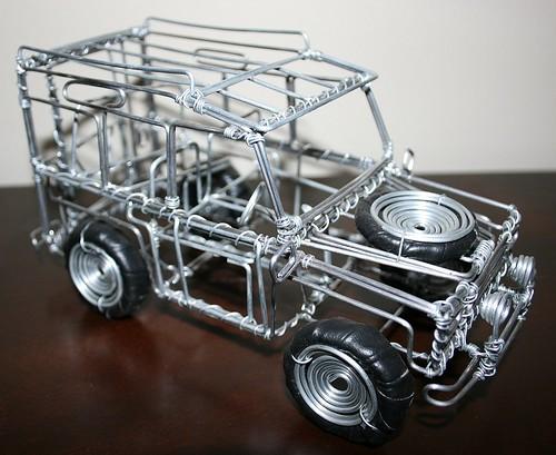 Wire SUV