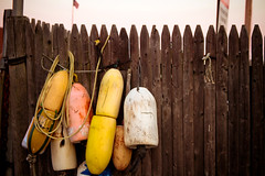 ([phil h]) Tags: wood 15fav topv111 boston fence eos massachusetts february buoys 2007 bostonist img0152lred1800