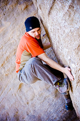 Still my favorite climb ever. (mike.palic) Tags: rock illinois southern climbing bouldering 510 fiveten colorphotoaward
