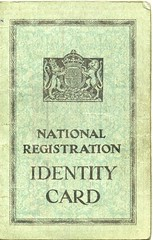 Identity Card - National Registration