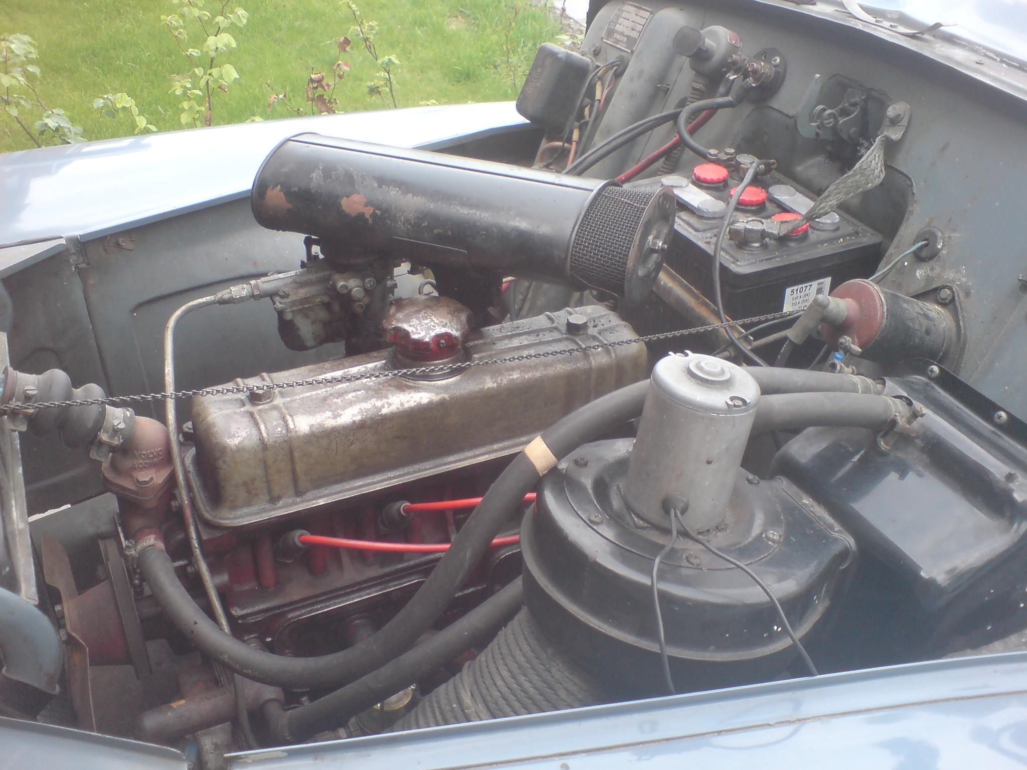 Volvo PV 544 1960 Till Salu