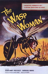 The Wasp Woman (terr-bo) Tags: monster creature 1959 fountainofyouth bmovie rogercorman scifimovie waspwoman susancabot insectwoman beewoman