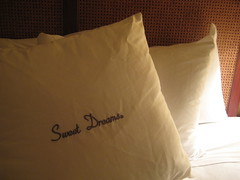 sweet dreams R pillow (leahbuechley) Tags: sweet tm dreams registered trademark