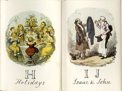 2-A Comic Alphabet-George Cruikshank-1836