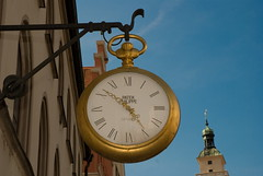 16_51 (Thoralf Schade) Tags: clock bavaria 451 uhr ingolstadt 1651