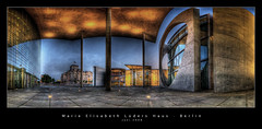 Marie Elisabeth Lders Haus (d.r.i.p.) Tags: longexposure panorama berlin night germany deutschland nikon nightimages nacht widescreen drip reichstag mitte hdr hdri nachtaufnahme paullbehaus regierungsviertel reichstagsufer photomatix marieelisabethldershaus d80 hdrpanorama hdratnight vertorama hdraward