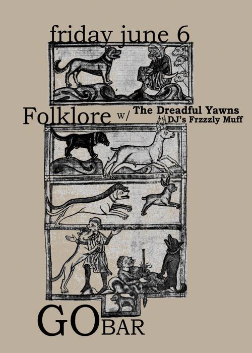 Folklore / Dreadful Yawns