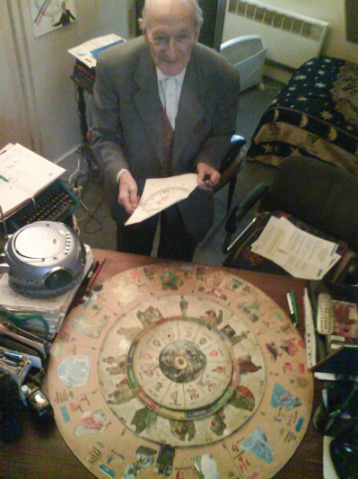 La table de l'astrologue