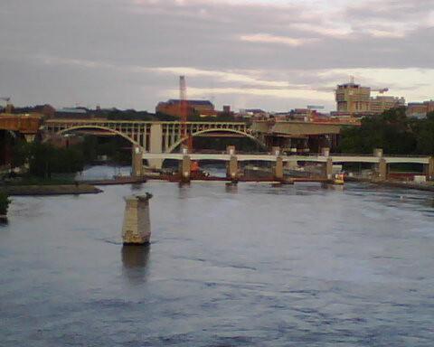 Minneapolis Bridge Rebuild