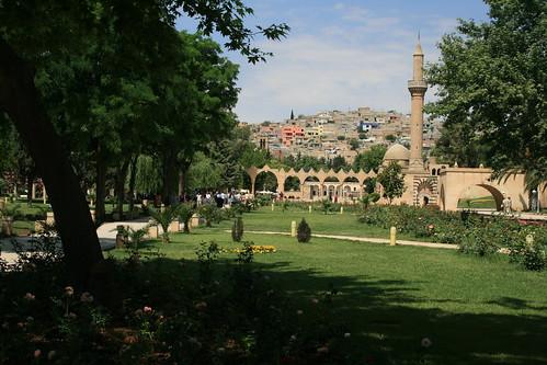 העיר העתיקה של סנליאורפה, טורקיה