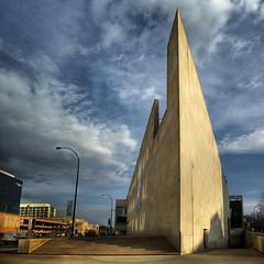 Winnipeg Art Gallery (bryanscott) Tags: building art architecture gallery winnipeg manitoba hdr bxk