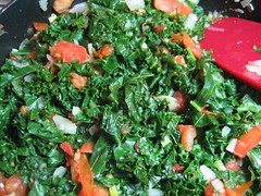 Carolina Kale - Preparation