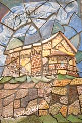 A Bergolo (CN) (giansacca) Tags: arte mosaico langhe bergolo