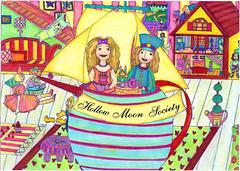 Hollow Moon Tea Party