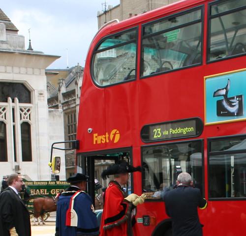 Double Deck Bus 2008 - 2