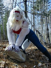 Hepzibah (BelleChere) Tags: costume comic cosplay xmen marvel bellechere hepzibah starjammers