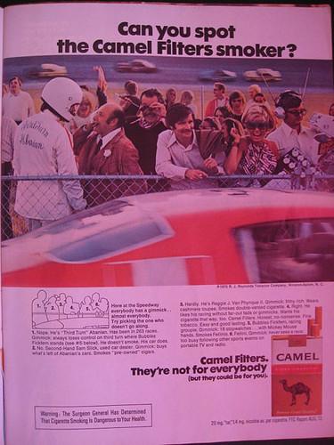 camel сигареты