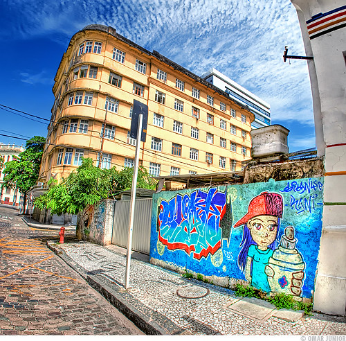 Graffiti (Recife Antigo)
