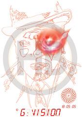 G-Vision - Promo Sketch 14 (Hogarth Blake) Tags: ghetto gangs bloods crips hogarthblake gvision twilightbey
