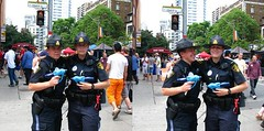 OPP Pride (with water guns)