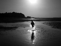 walking into the sunset (i love fairies and grandchildren) Tags: wow reflexions blackdiamond beautysecret diamondclassphotographer flickrdiamond spiritofphotography qualitypixels neroameta