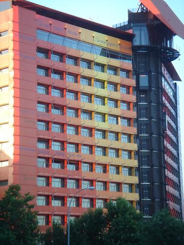 Hotel Puerta America