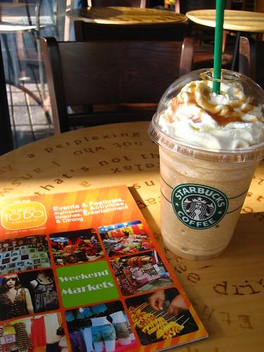 Starbucks at Patong Beach